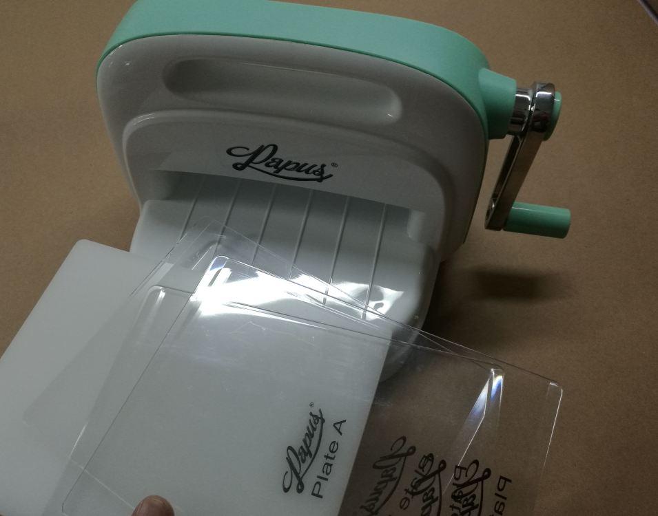High Quality Die Cutting Embossing Machine Scrapbooking Cutter Piece Die Cut Paper Cutter Die Cut Machine - 5