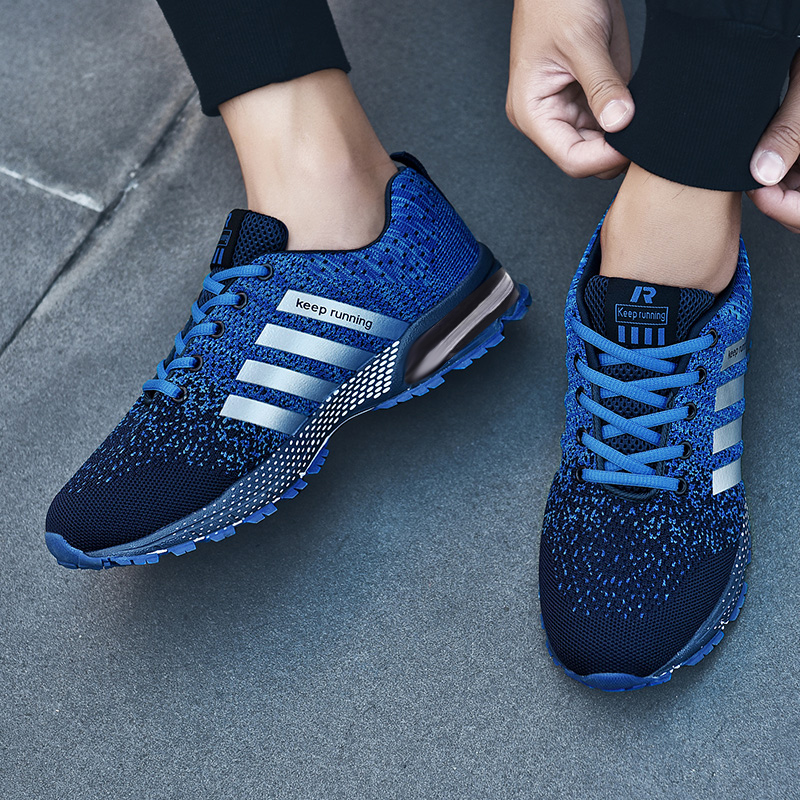 Ultimate SaleMen's Shoes Sneakers Comfortable Jogging Walking Large-Size Fashion 48 46