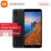 Globale Version Xiaomi Redmi 7A Smartphone Snapdragon Octa-Core CPU 12MP + 5MP Vorne und Hinten Dual Kameras 4000mAh Große Batterie