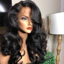 תחרה מול שיער טבעי פאות ברזילאי גוף גל תחרת פאה עם בייבי שיער Glueless 13x4x1 beaudiva רמי שיער טבעי תחרה מלאה פאות