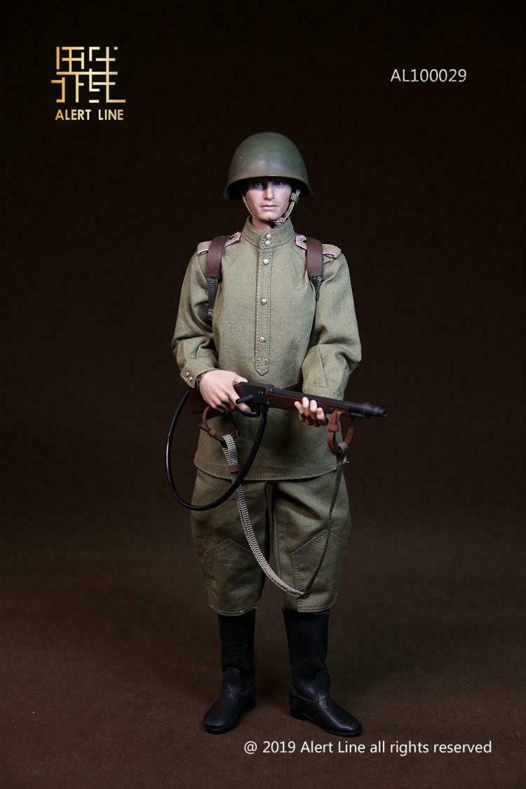 Línea de Alerta AL100029 WWII Guerra Mundial, ingeniería de asalto, juguete móvil - 4