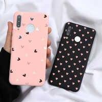 Suave TPU de fruta de la piña para Huawei Y6 Y9 Y7 primer Pro 2018 Y9 2019 8A 8X 9X 7A Pro 9 10 20 Lite Pro 10i 20i jugar caso