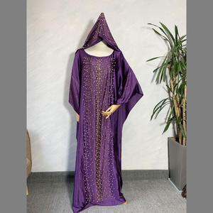 Image 4 - Robes africaines pour femmes, vêtement Long musulman de haute qualité, à la mode, 2019