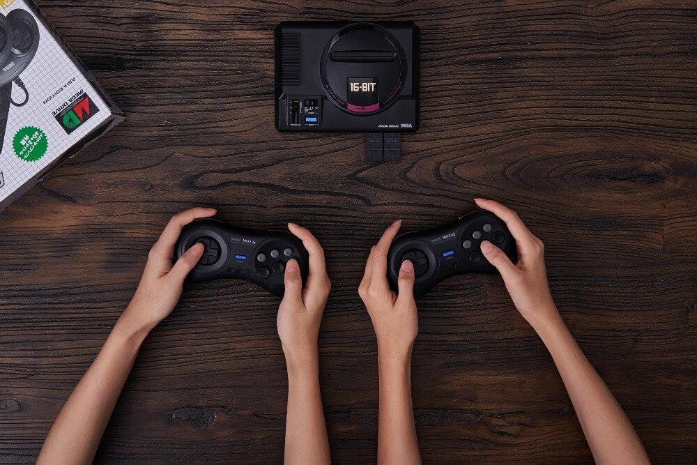 para sega genesis mini controlador de jogo