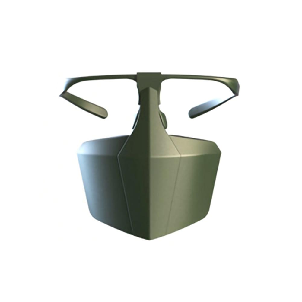 Protective Coronavirus Masks Face Shield Against Anti-fog Isolation face shield Breathable Reusable Protective Cover Dropship 35