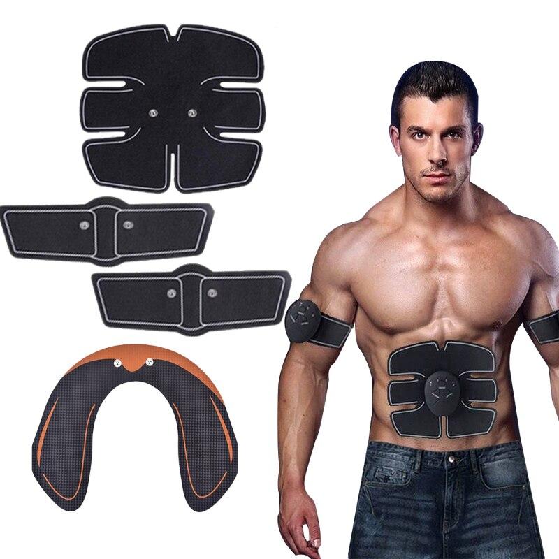 JJOBS EMS Hips Trainer gl/úteos Ascensor USB Recargable Abdominal Tonificaci/ón Cintur/ón ABS estimulador Forma Firme Dispositivo Entrenador de Cadera