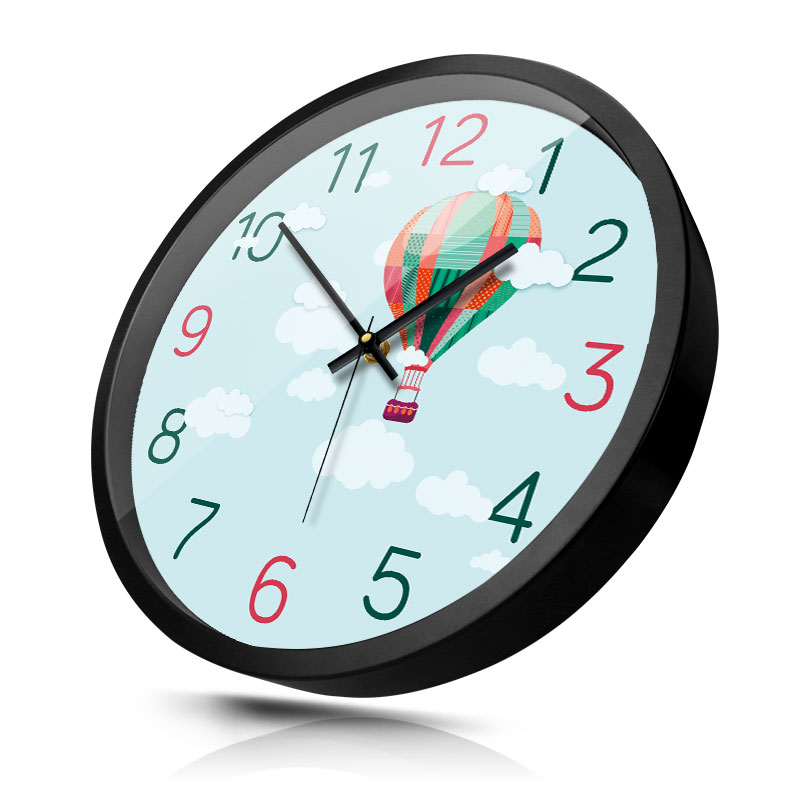 Modern Large Wall Clock Silent Living Room Bedroom Creative Cartoon  Big Klitchen Clock Wall Watches Home Decor Reloj Gift FZ065