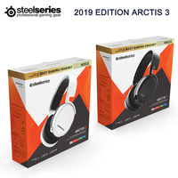 SteelSeries ARCTIS 3 Wired Gaming Headphones ClearCast Noise Cancelling Headset for PC PlayStation XBOX Nintendo 2019 Edition