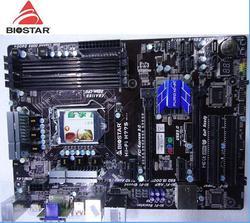 Oryginalna płyta główna Biostar Hi Fi H77S płyty głównej płyta główna LGA 1155 DDR3 USB2.0 USB3.0 H77 pulpitu płyta główna w Płyty główne od Komputer i biuro na