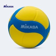 Original Mikasa Kids Volleyball VS170W FIVB Official Inspected EVA Sponge Material Child Soft Ball Mikasa Volleyball