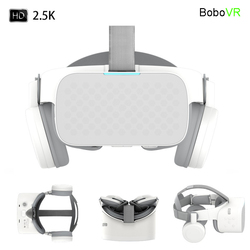 Bobovr X6 Virtual Reality All In One Vr Binocular 2.5k Hd Vr Headset Android 3d Glasses Helmet Immersive 5.5 Lcd Wifi Bt4.2