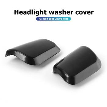 Headlight Washer Cover for Volvo XC90 2002 2003 2004 2005 2006 Durable Jet Nozzle Cap Automobiles Replacement Accessories image