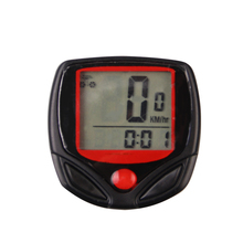 Bicycle-Accessories Stopwatch Console Computer Odometer-Bike LCD Cycling Digital