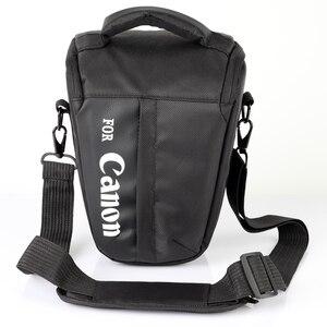 Image 3 - Waterproof DSLR Camera Bag Case For Canon EOS 6D 6D2 5D Mark IV II III 5D4 5D3 R 90D 80D 800D 750D 77D 3000D 200D 1500D