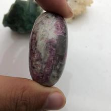 Натуральные камни чакры массаж лица красный турмалин кристалл кварца терапевтические образцы