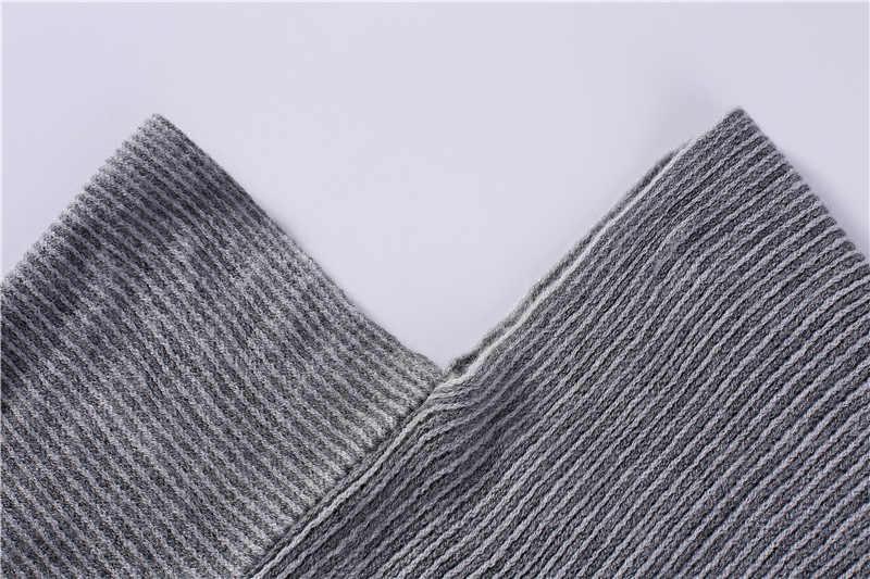 Baru Rumbai Ponco dan Jubah untuk Wanita Baju Musim Dingin Poncho Selendang Syal Korea Asimetri Pullover Longgar Kebesaran Lebih Tahan Dr Kasual