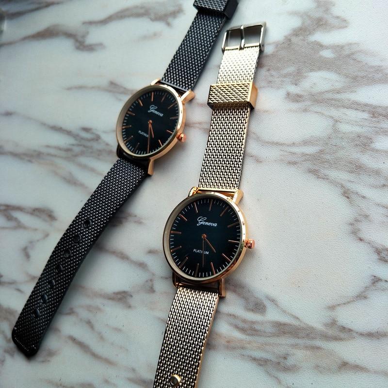 top luxury brand GENEVA Fashion Classic Women Watch Quartz Stainless Steel Wrist Watch Bracelet Watches Women Business relogio feminino reloj best gifts wholesale (9)