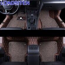 Decoration Modification Automovil Protector Automobile Interior Decorative Parts Carpet Car Floor Mats FOR Volkswagen Golf 7