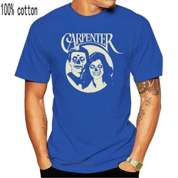 Carpenter They Live T Shirt - A HorrorEast Listening Mash-Up From Old Skool Hooligans Small-5XL and Lady Fit Sizes Available