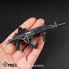 As030 blcollects ack 1/6 ak серия akm тактическое оружие винтовка