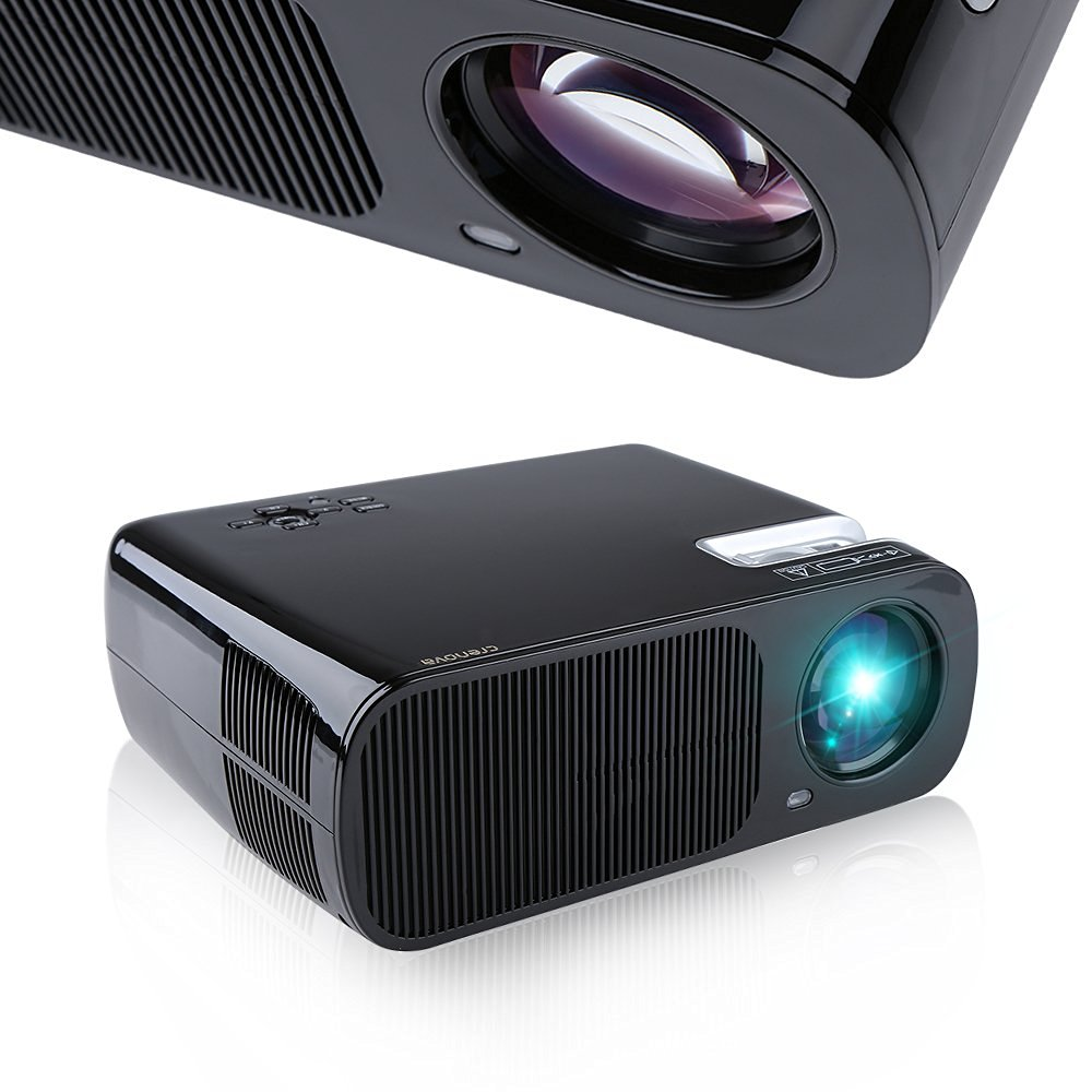 CRENOVA XPE600 Projector 800x600 LED