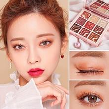 2020 Women Ins Eye Shadow Professional Eyeshadow Pallete Shimmer Glitter Eye Shadow Powder Palette Matte палетка теней косметика палетка теней для век с шиммером shimmer strips extreme shimmer eyeshadow