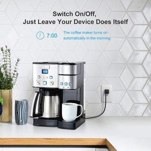 Image 5 - Itead Sonoff IW100/IW10 US Wi Fi Смарт контроль мощности розетка и переключатель энергосберегающая защита от перегрузки через приложение eWeLink
