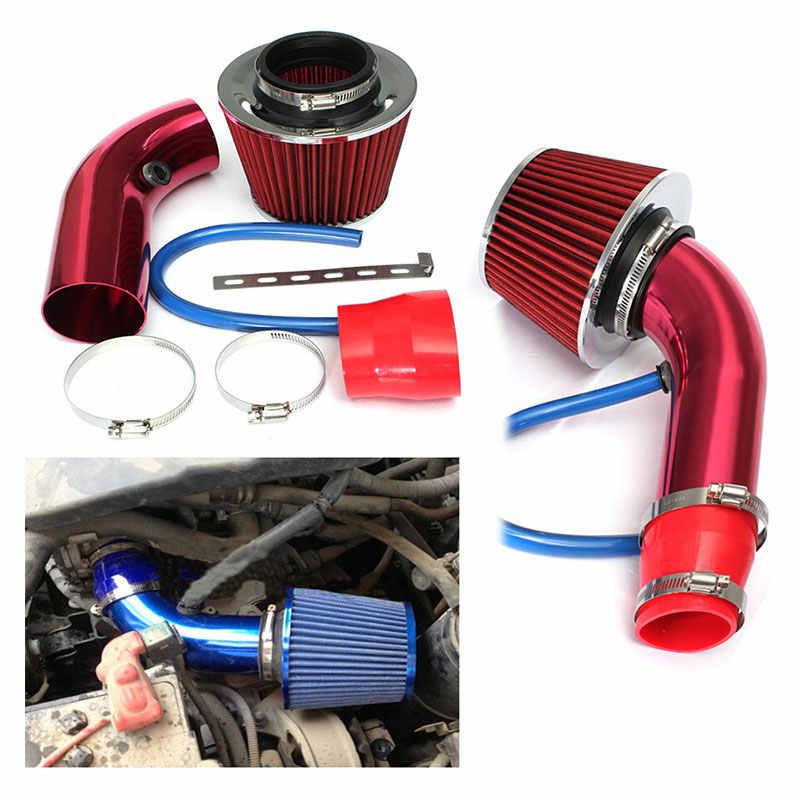 Universal Air Filter Auto Modificatie Voertuig Motor 76MM Pijp Paddestoel Hoofd Refit Air Intake Kit