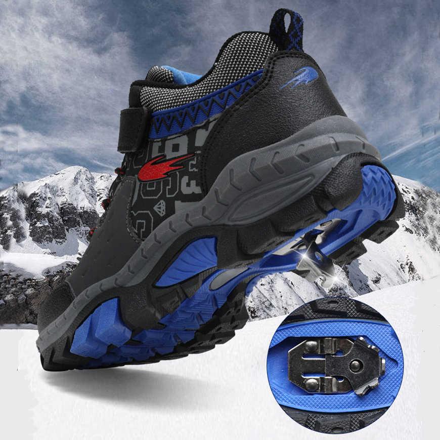 Trekking Boots for Boys Girls Little Kids Sports Shoe Teenagers Children  Hiking Shoes Walking Climbing Sneakers Plus Size 30 40|Hiking Shoes| -  AliExpress