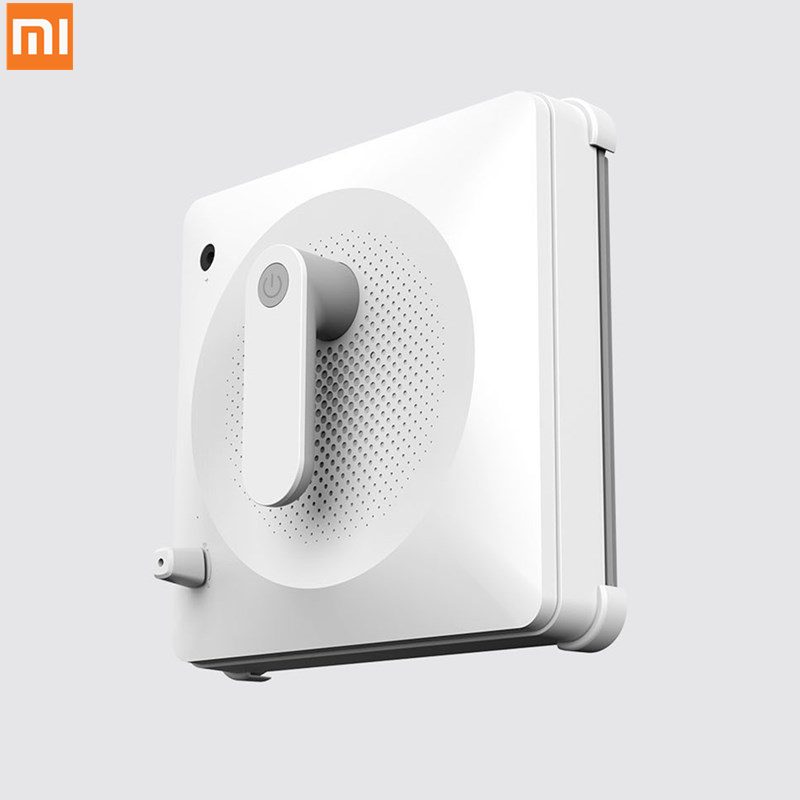 Xiaomi bobot limpador de janela de alta altitude robô janela limpeza robô aspirador de pó 3 modos de trabalho app/remoto com corda de segurança