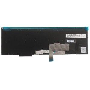 Image 3 - Yeni rus laptop klavye için Lenovo IBM ThinkPad W540 W541 W550s T540 T540p T550 L540 kenar E531 E540 RU klavye hiçbir arka ışık
