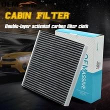 For Audi A3 TT Seat Leon Skoda Octavia Superb VW Golf MK7 Passat Activated Carbon Pollen Cabin Air Filter 5Q0819653 5Q0819644