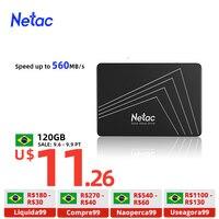 Netac ssd 1tb 240 gb 2.5 ''SSD SATA 120gb 480gb ssd 500gb 128gb 256gb 512gb hdd Interne Solid State Festplatte für Laptop