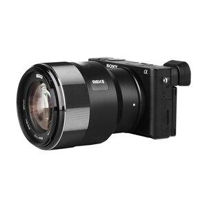 Image 5 - MEIKE 85 มม.F1.8 กล้องเลนส์คงที่โฟกัสเลนส์ APS C/กรอบเลนส์สำหรับ SONY E mount กล้อง A7RIII A7III A7M3