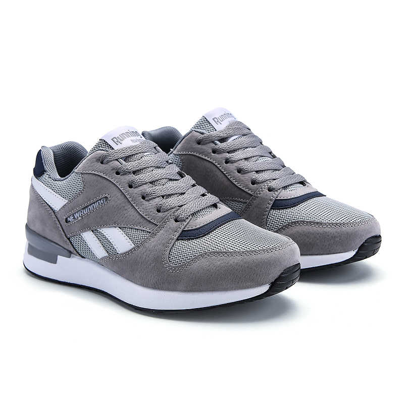 Valstone nefes erkekler sneakers unisex eğitmenler İlkbahar yaz rahat ayakkabılar rahat örgü ayakkabı dantel-up çift ayakkabı 35-46