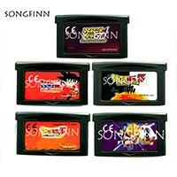 Dragball GT Z Serie Legacy di Goku II Serie di Accessori di Carta Cartuccia per 32 Bit Video Console di Gioco di Memoria