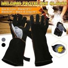 Work Welding-Gloves Gardening/diy for Heat-Resistant 14inch/16inch