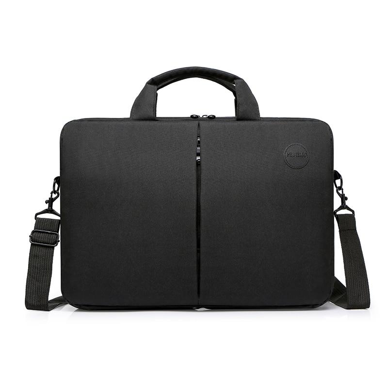 Men Briefcase 15.6 Inch Canvas Computer Bag Handbag For Men Women Briefcase Shoulder Bag Office Bags For Men Maletin Mujer