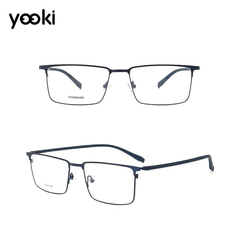 Vintage Square Mens Eyeglass Frame Prescription Women Glasses Frames Myopia Glasses Frame Eye Glasses Frames For Men P8865