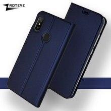 Mi A1 etui ZROTEVE skórzany pokrowiec w stylu portfela dla Xiaomi Mi 5X etui Xiomi Mi 6X klapki skórzane etui Xiaomi Mi A2 Lite MiA2 MiA1