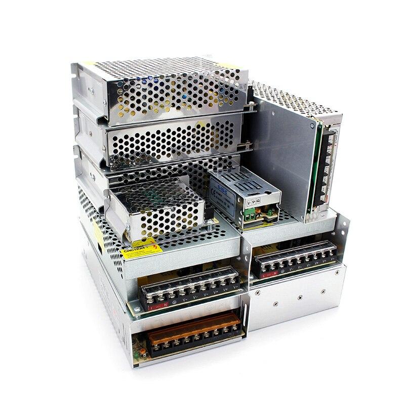 AC DC SMPS Switching Power Supply Source 15V 18V 2A 3A 5A 10A 20A 30A Converter Power Supply 220V TO 15 18V Lighting Transformer-0