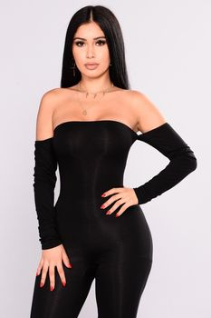 Sexy Women Jumpsuit Solid Color Long Sleeve Off Shoulder Slash neck Bodycon Slim Spring Autumn Evening Party Club Jumpsuit women long sleeve off shoulder slash neck dress slim body con knitted sweater sexy club dress knee length party night dresses