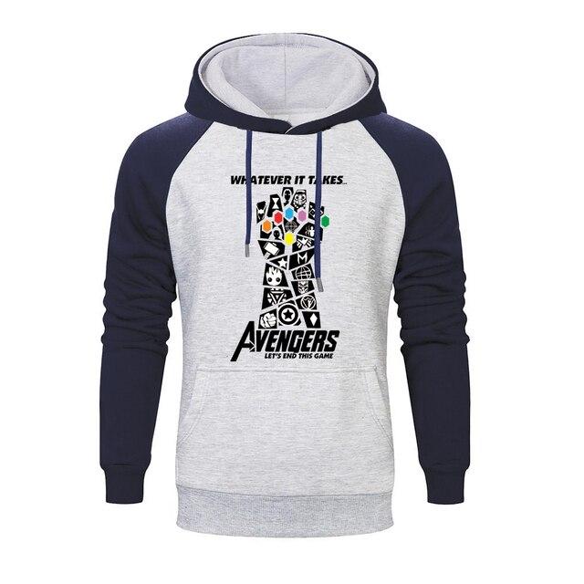 Avengers Hoodies Quantum Suit Style for Men (9 Designs) 3