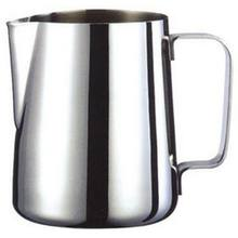 Milk Jug Milk Pitcher Stainless Steel Milk Bowls For Milk Frother Craft Coffee Latte Milk Frothing Pitcher Latte Art (200ml)(China)