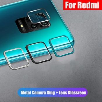 Перейти на Алиэкспресс и купить Закаленное стекло для xiomi редми нот 9S 7 8 9 про макс 8T 10X 4G 5G K20 K30 9T про CC9 E защитный чехол для объектива камеры