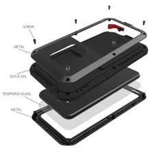 Love Mei Metal Case For Huawei Mate 20 Lite Shockproof Phone Cover For Huawei Mate 20 Coque Rugged Armor Case Mate20 Lite Fundas