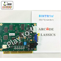 2019 new 1 pcs Jamma 60 in 1 Classical Game PCB board for Cocktail Arcade Machine Table top coin operated game cabinet