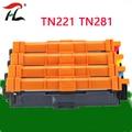 Совместимый тонер-картридж для принтера Brother TN221 TN241 TN-241 TN251 TN281 TN291 TN225 TN245 HL-3140CW 3150CDW 3170 9140CDN принтер