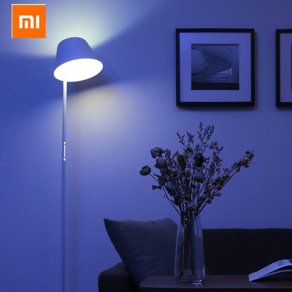 Xiaomi mijia yeelight ylld01yl 12 w inteligente pode ser escurecido conduziu a lâmpada de assoalho mesa pé luz wifi controle app casa escritório AC100 240V - 2