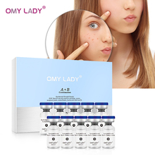 OMY LADY  Skin Rejuvenation Serum  Acne Treatment Repair Factor Lyophilized Powder Face Skin Care Ageless Serum Face Cream omy lady one spring acne cream acne printed men